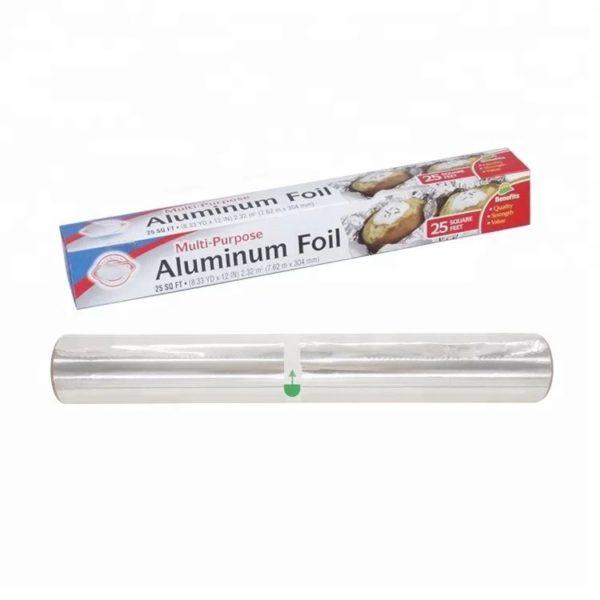 Aluminum foil roll in india