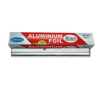 Aluminium foil factory