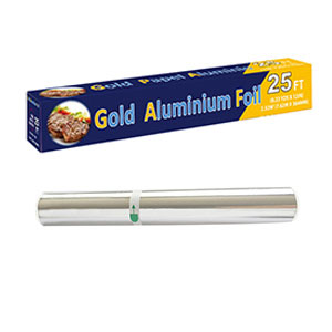 Aluminum foil 25 sq ft